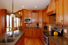 Kitchen Cabinetry & Countertop