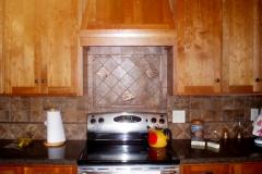 Kitchen Countertop & Range
