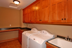 Laundry Room & Mud Room