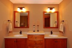 Master Bath Vanity & Sinks