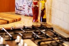 Kitchen Stove & Countertop