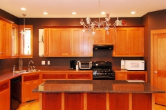 Kitchen Cabinetry & Island